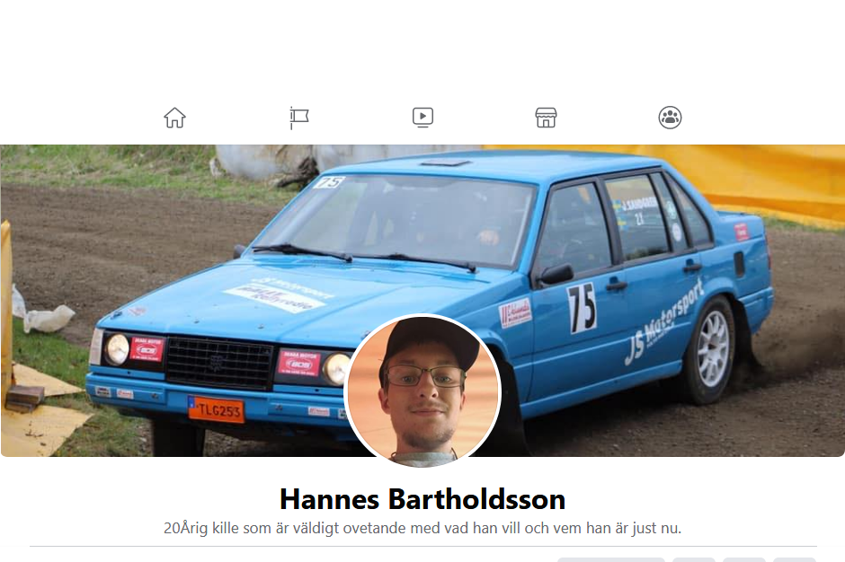 Hannes Bartholdsson