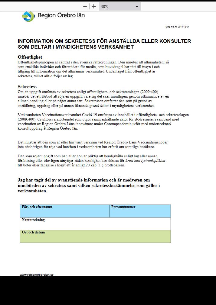 information-om-sekretess-for-ovriga-anstallda-Covidvaccination - sekretess-for-covid